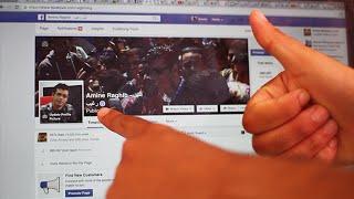 طريقة الحصول على العلامة الزرقاء (توثيق الصفحة) كما فعلت مع صفحتي  على الفيسبوك