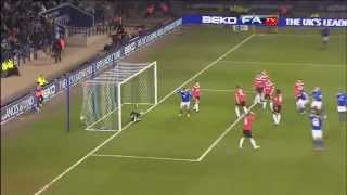 Leicester City 1-2 Huddersfield Town | Goals and Highlights | The FA Cup 4th Round 2013
