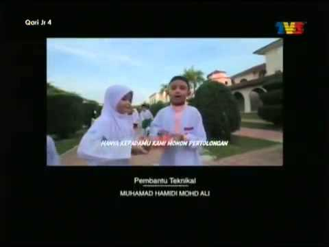 Lagu Qari Jr 4 credit part