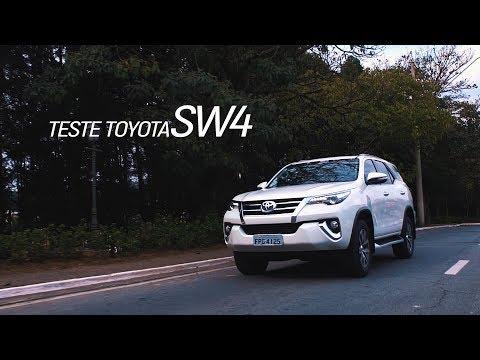 Toyota SW4 2018 - Teste Webmotors