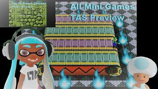 Mario Party 3 - All MiniGames [TAS] [Preview] and Top 10 Freeze Glitches That I Know 2