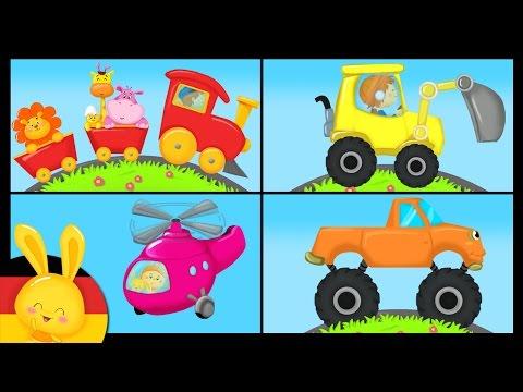 Farben lernen auf deutsch - Deutsch lernen - FARBEN -Titounis