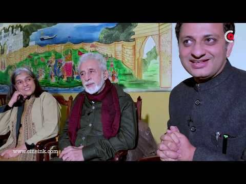 Naseeruddin Shah speaks about his life and Ajmer controversy in this conversation with Saif Mahmood