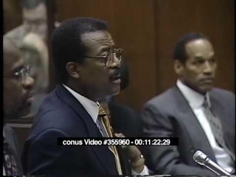 OJ Simpson Trial - March 29th, 1995 - Part 2 (Last part)
