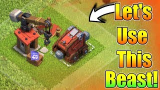 """Let's Use This New """"Wall Wrecker"""" 