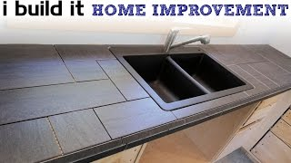 Video How To Install A Tile Counter Top download MP3, 3GP, MP4, WEBM, AVI, FLV Juni 2018