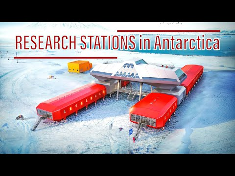 RESEARCH STATIONS In Antarctica ( Facts To Know )