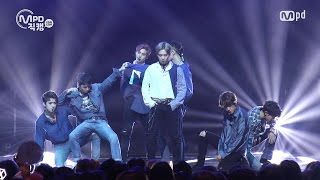 Download lagu [MPD직캠] 엑소 직캠 라우더 Louder (로또 Lotto) EXO Fancam @엠카운트다운_160825