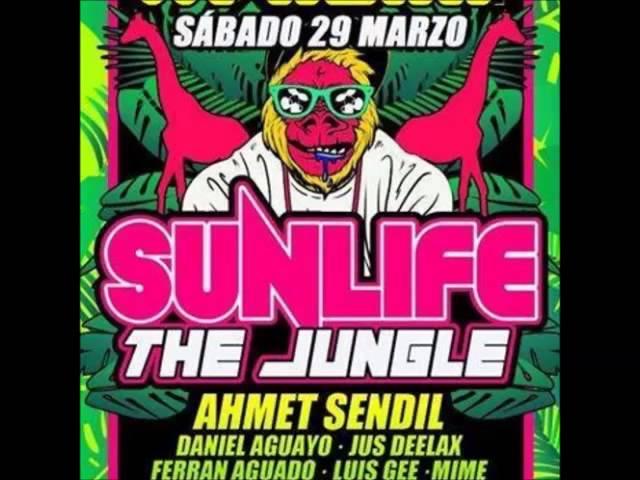 Jus Deelax Sunlife the jungle Pa