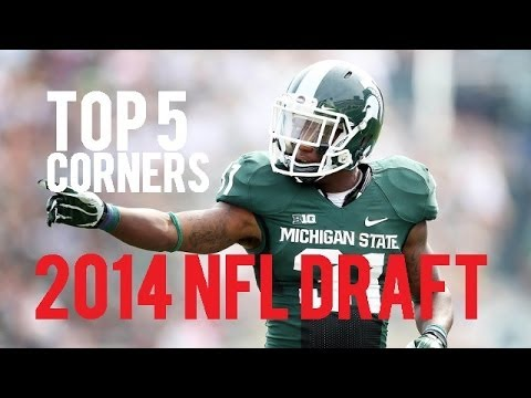 Top 5 Cornerbacks in 2014 NFL Draft