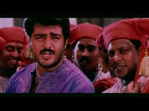 Pudhu Malar Thottu   Poovellam Unn Vaasam   Tamil Video SOng   Ajith, Jyothika