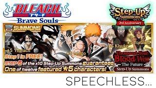 [Bleach Brave Souls] MANGA ROUND 4 ANNOUNCED!!!