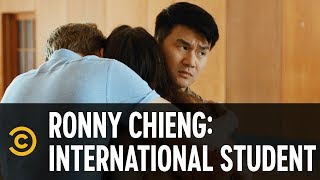 Sexual Tension at the Law Faculty Comedy Show - Ronny Chieng: International Student