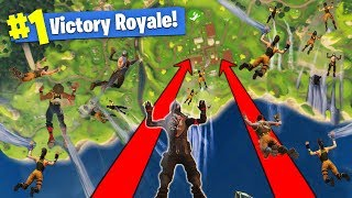 What Happens When EVERYONE Lands At The Same Place! [Fortnite]