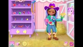 Видеообзор игры Барби Парад зверюшек клуба Шелли