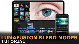 LumaFusion Blend Modes Quick look