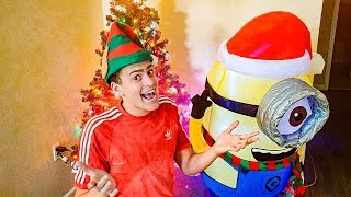 Decoramos A Sala Pro Natal !!! ‹ Jonvlogs ›