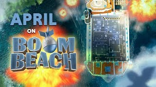 This April on Boom Beach!