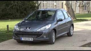2009 Peugeot 206 Plus Videos