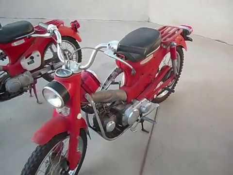 Honda CT200, CT90, CT110 Vehicle Identification and Vins – Short Version