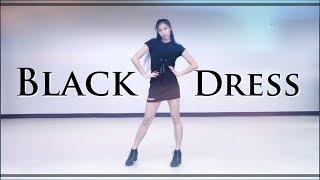 CLC BLACK DRESS — full dance cover by crystal diamond