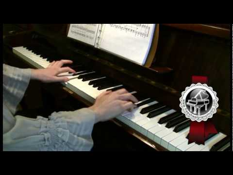 "OFFENBACH ""Can Can"" Piano Version"