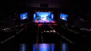 日本演歌女王石川小百合2013台北演唱會津軽海峡冬景色. 朝花. 現場演唱...