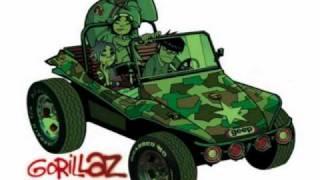 Gorillaz - Latin Simone (English version) - Gorillaz