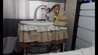 Детская колыбель (люлька) для малыша. Преимущества и недостатки