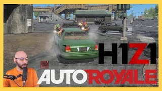 I love this game. H1Z1 Auto Royale Gameplay! | Swiftor