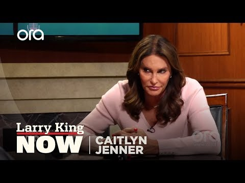 Caitlyn Jenner on Kris: She knew about my gender issues | Larry King Now | Ora.TV