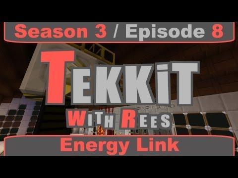 Tekkit Classic - Episode 8: Energy Link
