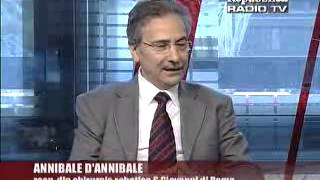 Prof. B. Siciliano intervista per Amico Robot - La Repubblica TV - 16 May 2008