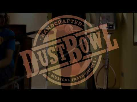 Dust Bowl's forgotten Jam (2018) with Monochord, Yaybahar and Cretan Lute