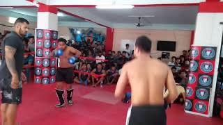 #Bidang MMA club war 2