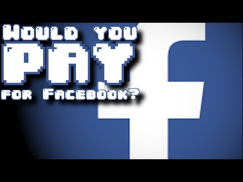 Geek Therapy Radio - Would you actually PAY to use Facebook?