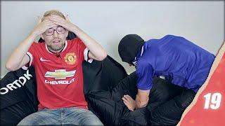 FIFA 15 Challenge: Chelsea FC vs Manchester United - Christmas in Unisport 2014 Episode 19