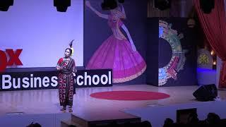 Dance Performance | Padmini Panigrahi | TEDxTaxilaBusinessSchool