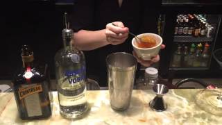 Bottoms Up: The Vault Martini Bar In The Downtown Sheraton Hotel
