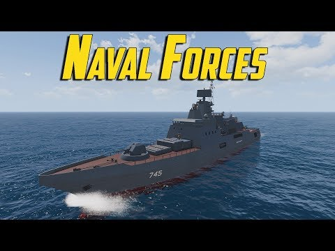 ARMA 3 - Naval Forces