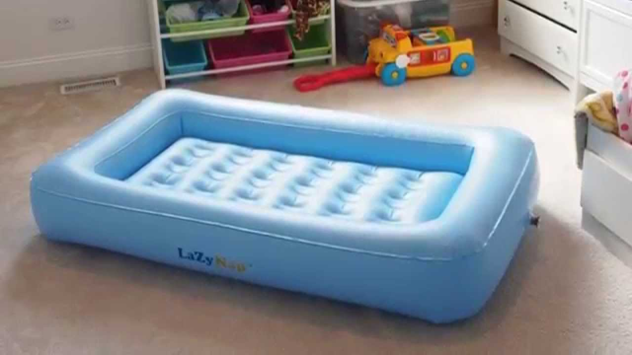 Kids Air Mattress  YouTube