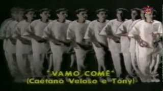 Caetano Veloso & Luiz Melodia - Vamo Comê