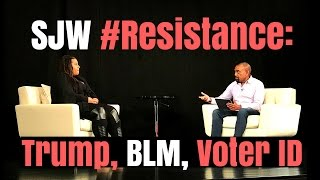 Elite SJW Millennial: Blacks, Women, Illegals Are Oppressed #Resistance (Ep. 7 | Season 4)