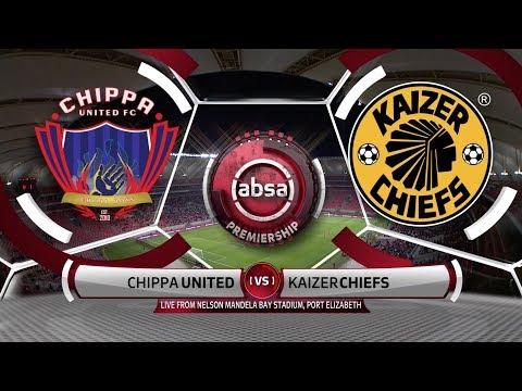 Absa Premiership | Chippa United v Kaizer Chiefs  | Highlights