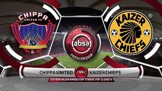 Absa Premiership | Chippa United v Kaizer Chiefs  | Highlights
