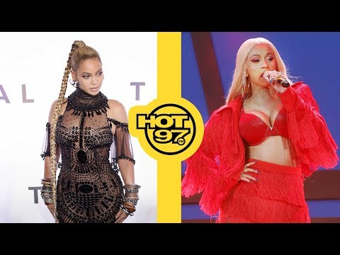 Cardi B Addresses Rumors Of Beyoncé Single + Nicki Minaj Diss