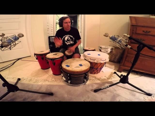 Douglas Craig - Hand Drum Solo #1