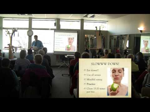 Heal Your Gut, Restore Your Health Seminar: Part 2 of 2