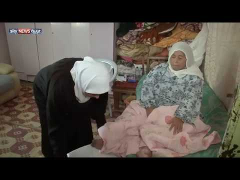 ليلى أرملة ومصابة بالسرطان ولا تملك معيلا | رمضان الخير  - 17:22-2017 / 5 / 27