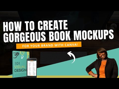 Book Mockup Tutorial (Without Photoshop): Design A Gorgeous Book Mockup In Minutes!